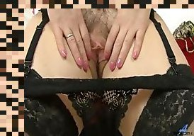 chubby hairy solo masturbation